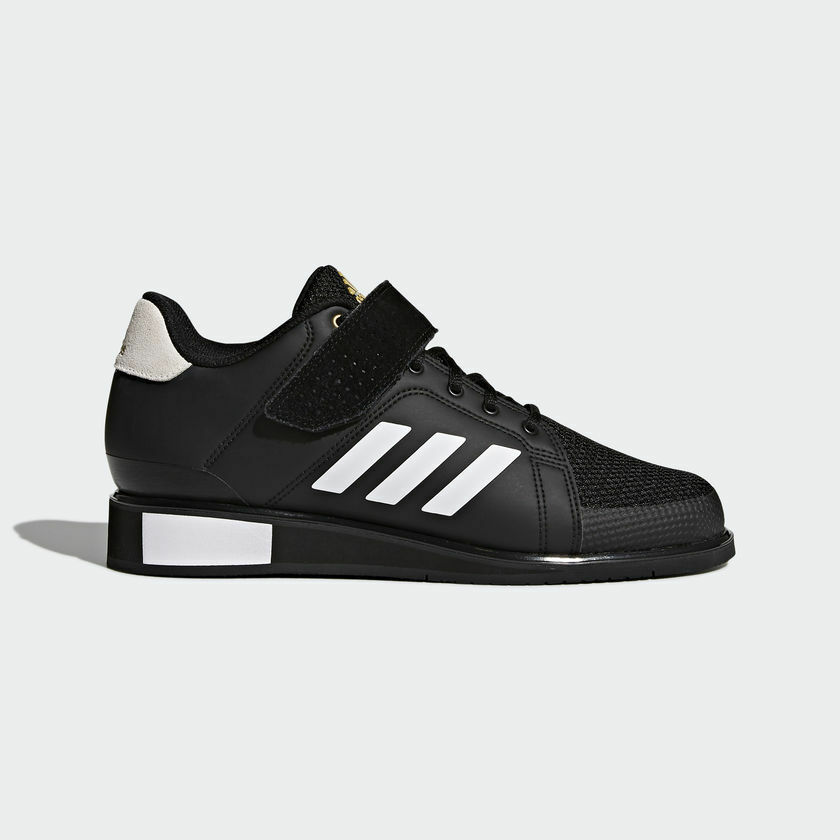Adidas Lifting Power Perfect III Weight Lifting Adidas Chaussures Hommes Gym Trainers Weightlifting 36c152