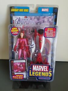 Figurines, statues marvel legends SCARLET WITCH wave series