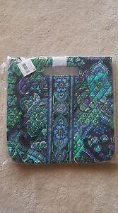 Rhapsody Vakantie Vera 2009 Tote Bag Nwt Blue Purse Bradley yNPm8n0Ovw