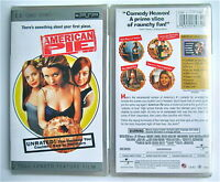 American Pie Umd For Psp Unrated Playstation Movie