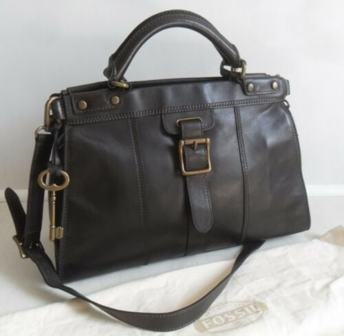 bandouliᄄᄄre ᄄᄂ Clᄄᆭ Revival foncᄄᆭ sac Vintage de cuir Fossil ᄄᄂ marron en pour bandouliᄄᄄre c5T3lJFu1K