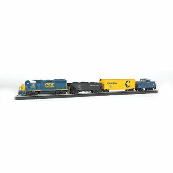 Conjunto de Tren Bachmann BAC00734 Ho Coastliner