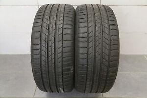 2x-Pneus-D-039-ete-Michelin-Latitude-Sport-3-mo1-255-50-r19-103y-Dot-2718-7-5-mm