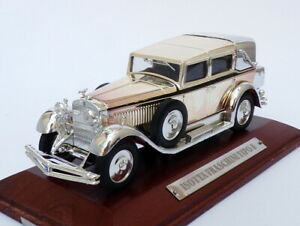 Atlas-Editions-Plata-Cars-1-43-escala-SVC05-Isotta-Fraschini-Tipo-8