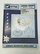 4L30E Transmission ATSG Technical Repair and Service Manual for GM BMW