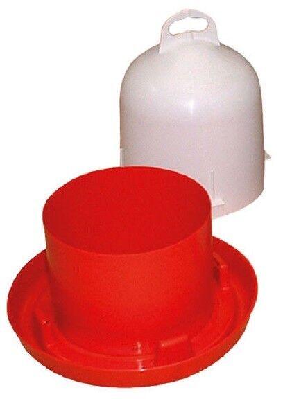 Double kunststofftränke 12 Liter Drinker Poultry Drinker Poultry 70215