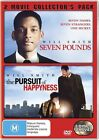 Seven Pounds / The Pursuit Of Happyness (DVD, 2009, 2-Disc Set)