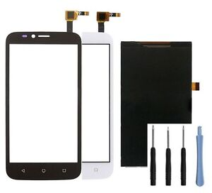 For-Huawei-Ascend-Y625-Top-Front-Touch-Screen-Digitizer-Glass-LCD-Display-Panel