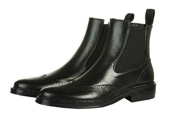 HKM Ladies Classic Jodhpur Wellington Elastic Waterproof Durable Riding Boots