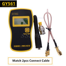 Gy561 Portable Frequency Counter Tester Rf Power Meter for Two-Way Radio Fast
