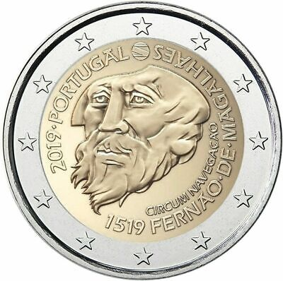 PORTUGAL NEW ISSUE BIMETAL 2 EURO UNC COIN 2015 YEAR 150 ANNI RED CROSS