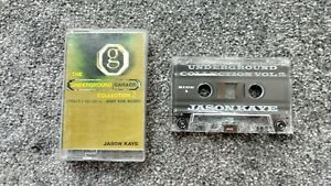 The-Underground-Garage-collectionVol-2-Jason-KAYE-Music-cassette-Tape-Rare-House
