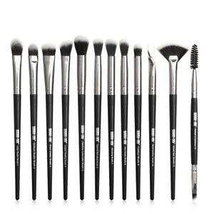 12Pc-Set-Eyeshadow-Concealer-Eyeliner-Blending-Eyebrow-Eye-Lip-Make-Up-Brushes