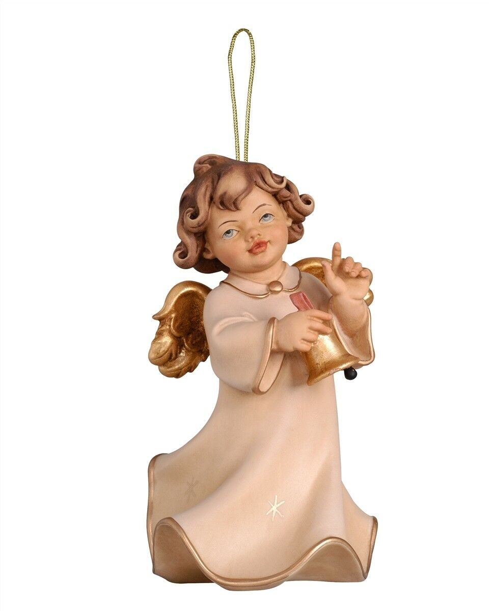 Gruppe Engel von der Wand 8 Stk. in Holz Holz Holz Farbe- Hochzeit Gastgeschenk Angels 5fc901