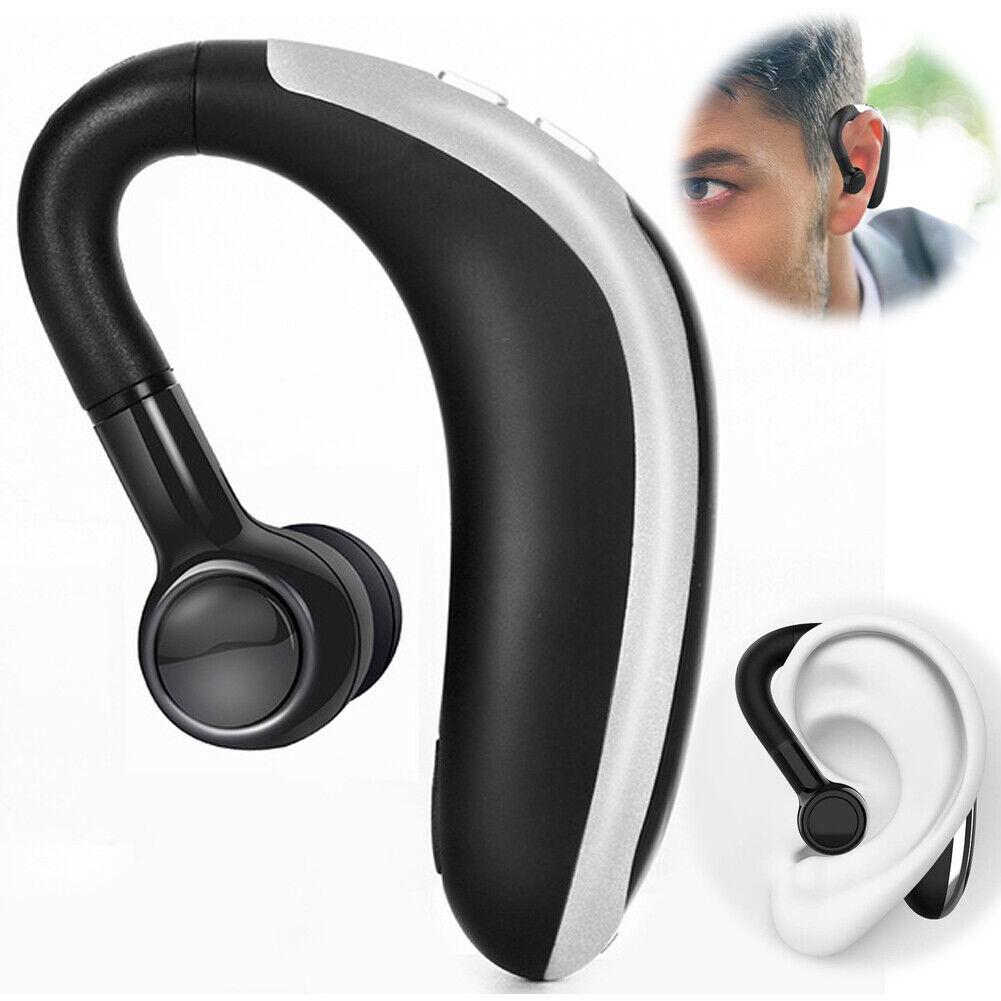 Universal Bluetooth Headset Stereo Earpiece For Iphone Motorola Samsung Huawei Ebay