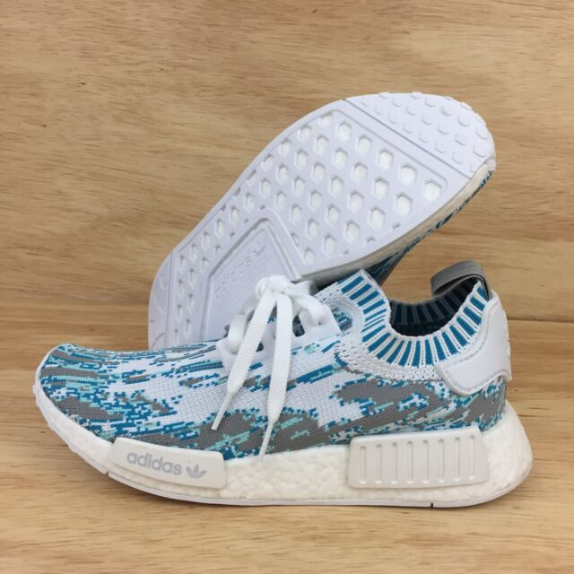 Online Shop adidas NMD R1 PK Datamosh Pack Footwear White