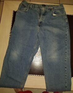 b521576c Image is loading Vintage-Tommy-Hilfiger-Mens-Jeans-38x30-Freedom-Fit-
