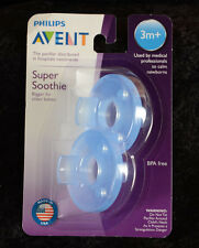 Philips Avent Scf192/04 3 Months & up Soothie Pacifier 2 Count