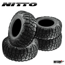 4 X New Nitto Mud Grappler X Terra 35125r17 125p Mud Terrain Tire