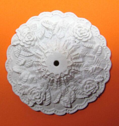 BELLA VERA LAMPADE stucco-rosette 70mm 1:12 01
