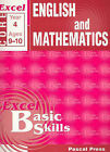 Excel English & Mathematics Core: Book 4 by Pascal Press (Paperback, 2002)