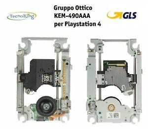 Lente Laser PS4 Playstation 4 Gruppo Ottico KEM-490AAA KES-490A 490 Lettore