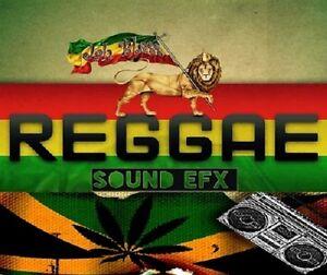 Details about 500 Reggae, Dancehall Dj Sound FX (Sound Effects)