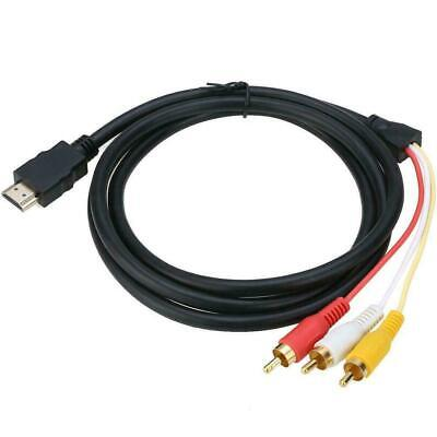 1,5m Micro HDMI Kabel mit Ethernet HDMI A auf Micro Type D Stecker FullHD 3D 4K