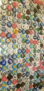 Assorted-Beer-Bottle-Caps-100-pcs-Craft-Domestic-Imported