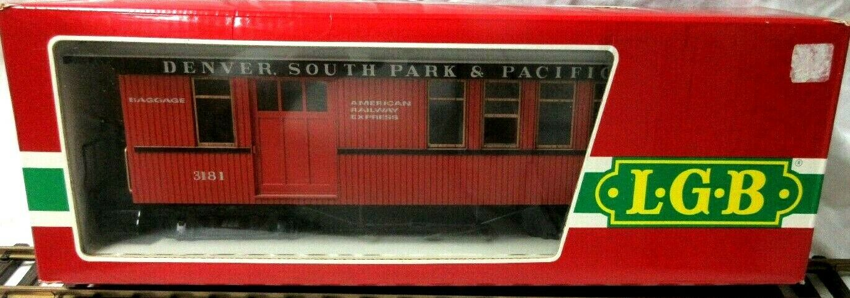 LGB 3181 3181 3181 D. SOUTH PARK & PACIFIC COMBO 937c1d