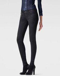 9af798231c1  250 Authentic Rare G-STAR RAW Women s Midge Sculpted Lift Mid ...