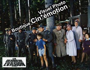 10-Photos-21x27cm-1970-LA-DERNIERE-EVASION-THE-LAST-ESCAPE-Stuart-Whitman