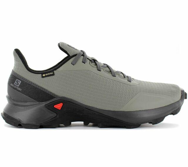 Salomon ALPHACROSS GTX GORE TEX 408055 Trail Running Schuhe Wanderschuhe NEU