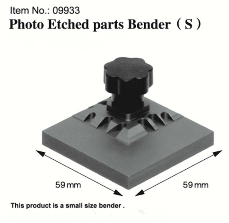 M Master Tools 9932 Photo Etched parts Bender