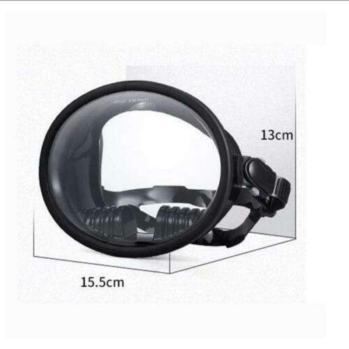 Adult Scuba Free Diving Full Face Mask Anti-Fog Snorkeling Swimming Goggles