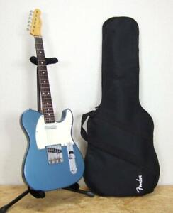 cd1f521aab1 Fender Japan TL-62 Telecaster Electric Guitar W/ Soft Case Cover ...