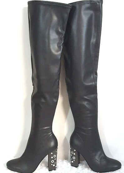 New New New AMERICAN GLAMOUR BADGLEY MISCHKA ADDISON OVER THE KNEE Stiefel 06224c