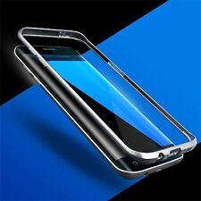Ginmic Armor Aluminum Metal Bumper Frame Case Cover For Samsung Galaxy S7 Edge