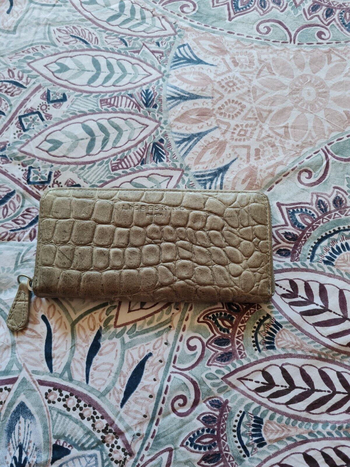 Liebeskind Leather Purse