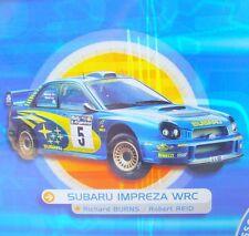 Heller Subaru Imprezza 02 Car Model Building Kit