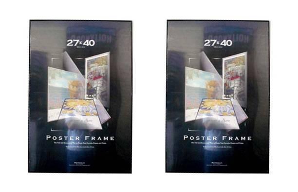 27x40 Poster Frame