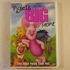 Piglets Big Movie (DVD, 2003)