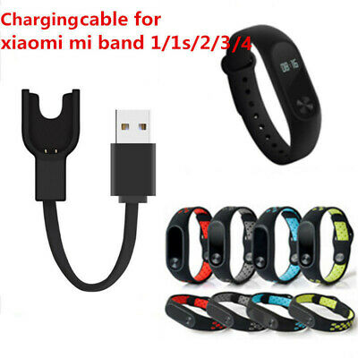 For Xiaomi Mi Band 1 1s 2 3 Charger Cord USB Charging Cable Adapter