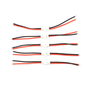 5Pairs-3-7V-1s-Lipo-Battery-Male-amp-Female-Plug-Charging-Cable-RC-Parts-LA