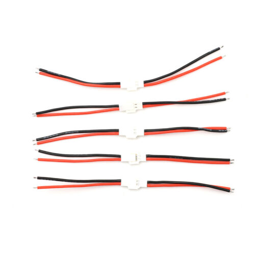 5 Paare 3,7 V 1 s Lipo Batterie Stecker /& Buchse Ladekabel RC Teile I  TPD