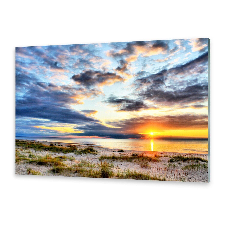 Acrylglasbilder Wandbild aus Plexiglas® Bild Strand Ostsee