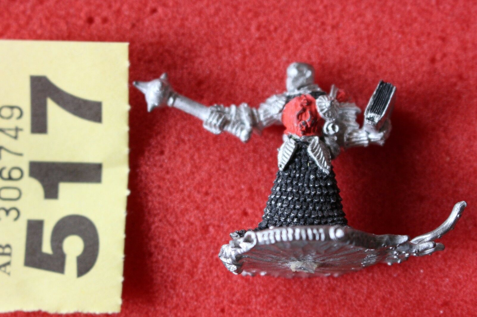 Games Workshop Warhammer Chaos Flying Disc Rider of Tzeentch Sorcerer Citadel F9