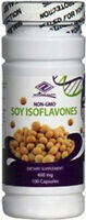Pure Natural Soy Isoflavones 400 Mg 100 Counts