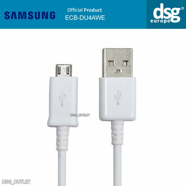 Genuine Official USB Charger Charging cable for Samsung Galaxy s3 s4 s5 Note