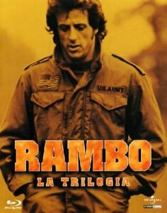 Rambo - La trilogia -BLURAY DL001252
